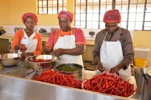Cayenne pepper sauce