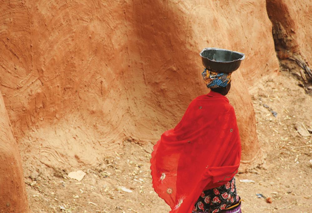 Aminata, la pasionaria del Mali e del cibo sano