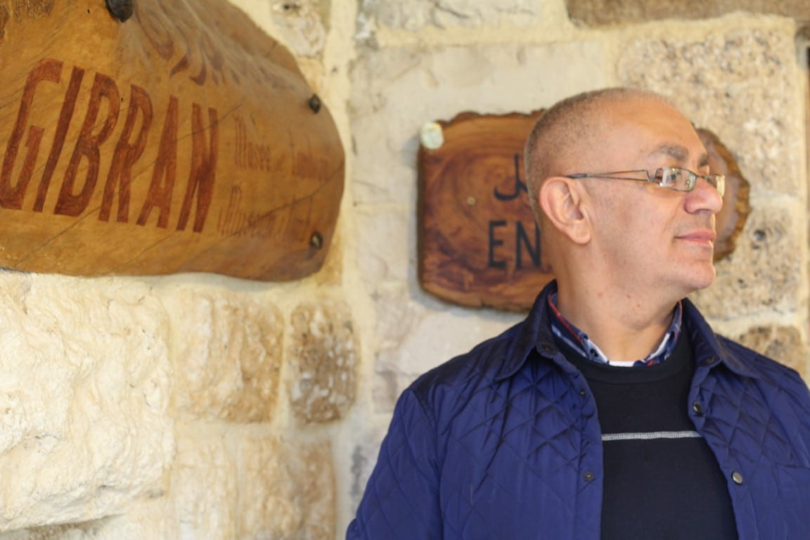Trail-Side Stories – The story of Joseph Geagea, the guardian of the memory of a people