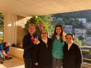 Trail-Side Stories – Sister Madonna from El Aaqoura has something to share!